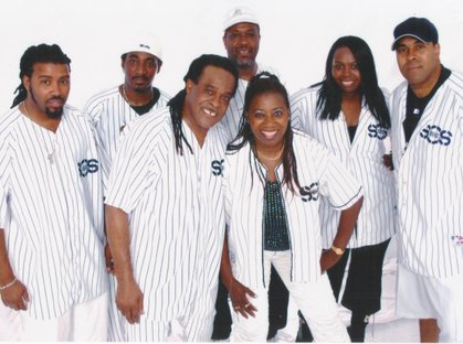 SOS Band USA - Booking, Artistsupport, Soulfood Festival